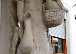 Gänseliesel Skulptur