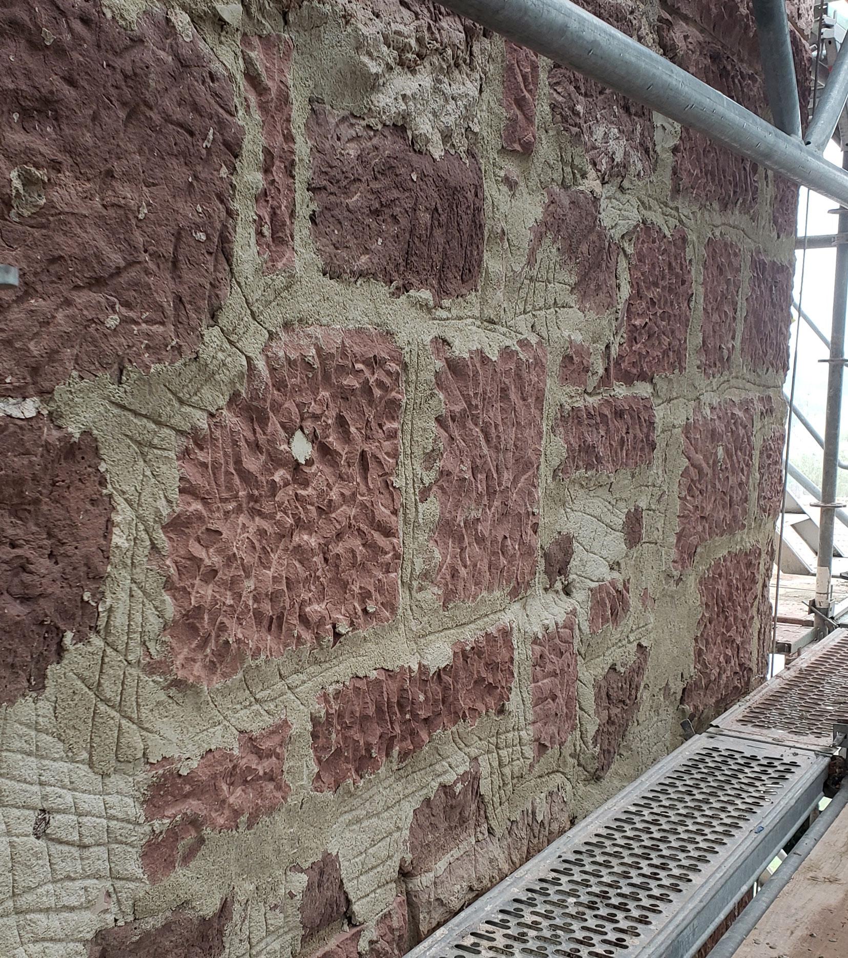 Kirche_Wulften_Fassade_Putz_Naturstein_Sanierung_Restaurierung_Pflaster (12)